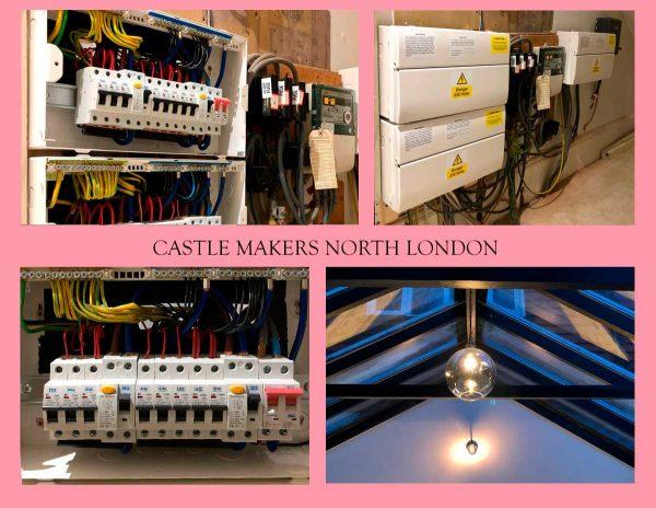 Electrician north London Fuse Box